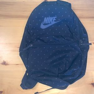 Kids Nike Dark Grey Backpack